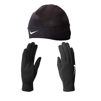 1cbd430ebfdb Nike Dri-FIT Thermal Women s bonnet course à pied and gant(s) Set ...