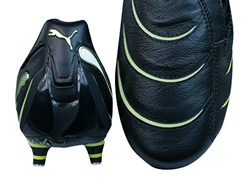 Puma PowerCat 1.10 SG Fußballschuh Herren Black