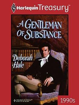 A Gentleman of Substance by [Hale, Deborah]
