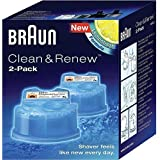 Clean and Renew Refill 2pk (4 packs of 2)