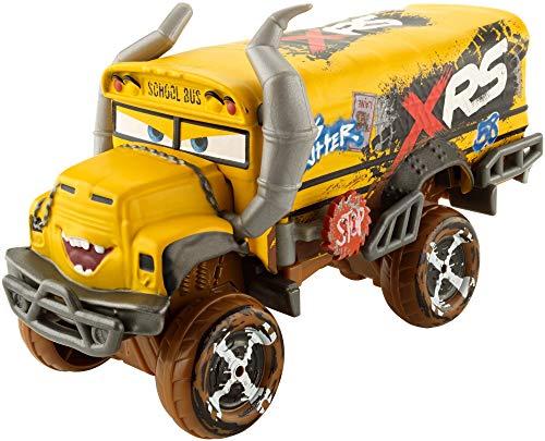 Disney Pixar Cars Xtreme Diecast Oversized Miss Fritter Vehicle