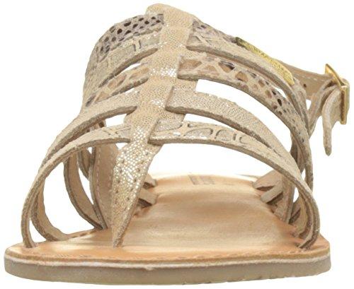 Or Damen Bianca Multi par Belarbi Gold Sandalen Tropéziennes M Les q1Hx8X1