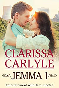 Jemma 1 by Clarissa Carlyle ebook deal