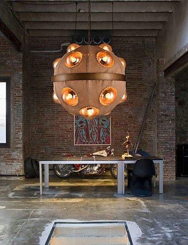 EIK 40W Vintage / Rustikal LED Korrektur Artikel Metall Kronleuchter / PendelleuchtenSchlafzimmer / Esszimmer / Studierzimmer/Büro / , 220-240v-multi color
