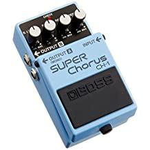 Boss CH-1 Super Chorus Effect Pedal