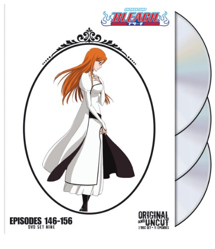 bleach uncut box set 9