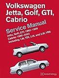 Volkswagen Jetta, Golf, GTI: 1993, 1994, 1995, 1996, 1997, 1998, 1999 Cabrio: 1995, 1996, 1997, 1998, 1999, 2000, 2001, 2002 (A3 Platform) Service Manual