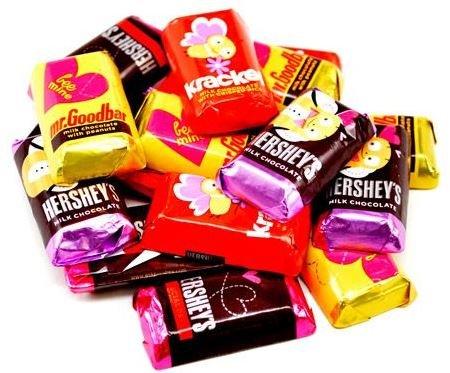 Hershey's Valentine's Extra Creamy Milk Chocolate Hearts (32oz. Miniatures) ()