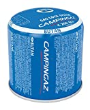 Campingaz 206 GLS Piercable Gas Cartridge, for Camping Stoves, Compact and Resealable Canister