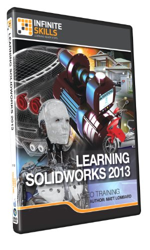 Learning SolidWorks 2013 - Training DVD by Infiniteskills