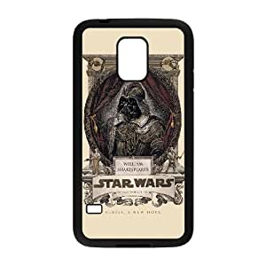 Special Design Cases Gagysc Samsung Galaxy S5 Mini Black Star Wars Durable Rubber Cover