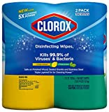 Clorox Disinfecting Wipes Value Pack, Bleach Free