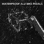 ROCKBROS-Pedali-per-Bicicletta-MTB-in-Alluminio-Pedali-Bici-Ciclismo-916-Pollici-Universali-Superficie-Larga-CNC-Taglio-Ultra-Leggero-Anodizzazione-Antiscivolo