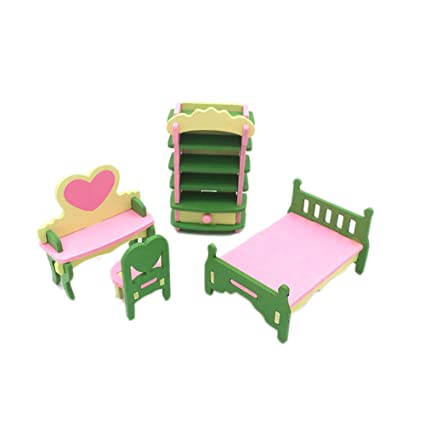 Buy Bfeplfashion 4pcs Miniature Kid Kitchen Play House Toys Set