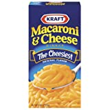 Kraft Macaroni & Cheese Dinner - 12/7.25oz