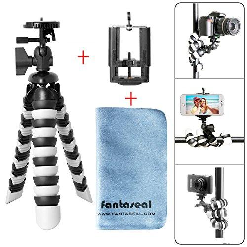 fantaseal-dslr-camera-smartphone-mini-octopus-tripod-3-in-1-flexible-gorillapod-outdoor-tripod-table