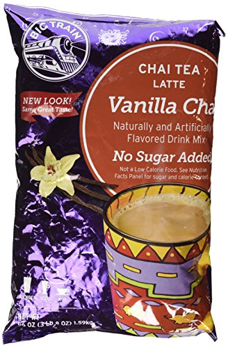 Big Train Chai - No Sugar Added Vanilla Chai (3.5 lb Bulk ()