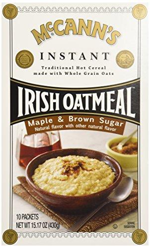 Maple Oatmeal - 9