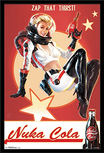 Trends International Wall Poster Fallout 4 Nuka Cola, 22.375 x 34