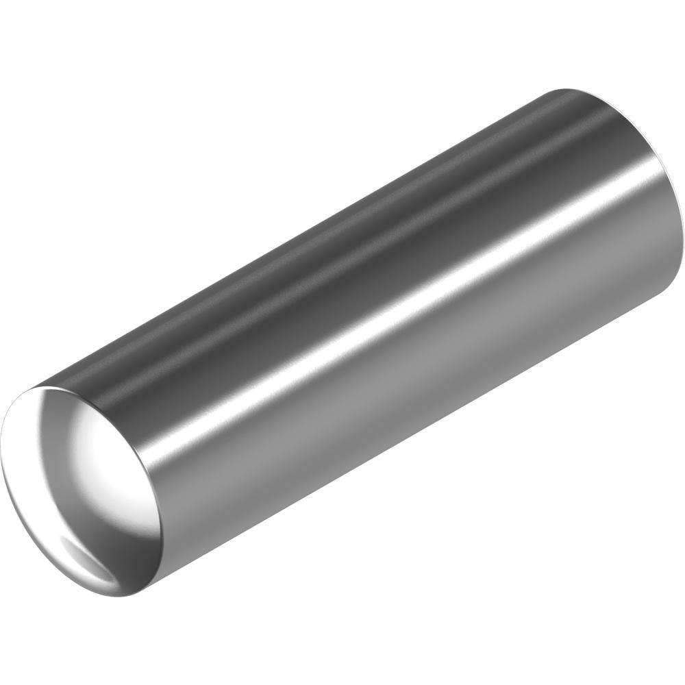 50 Stü ck Zylinderstifte DIN 7 - Edelstahl A1 Ausfü hrung m6 12x 20 svh24