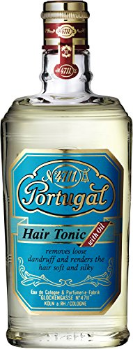 YANAGIYA 4711 | Scalp Care | Portugal Hair Tonic with Oil 150ml (Japan - Number Portugal Tracking