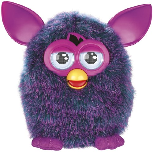 Furby Plum Marble by Tomy
