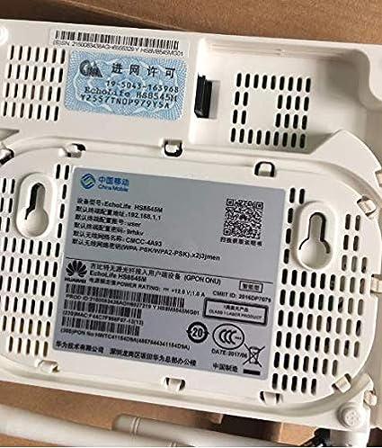 Original Huawei wireless Terminal HG8546M Gpon ONU ONT,4FE+4LANS+WIFI FREE  SHIPPING