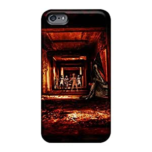 Best Cell-phone Hard Covers For Apple Iphone 6 Plus With Provide Private Custom Beautiful Silent Hill Skin WandaDicks