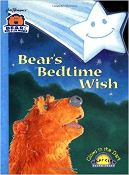 Bear's Bedtime Wish (Bear in the Big Blue House (Hardcover