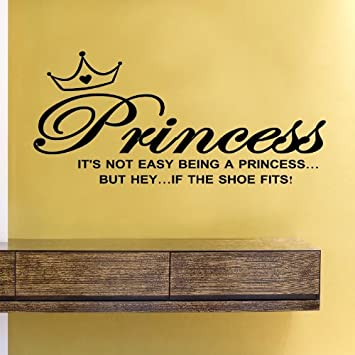 Amazoncom Its Not Easy Being A Princessbut Hey If The Shoe