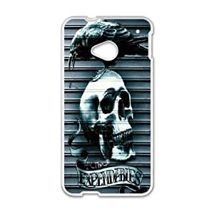 Personalized Creative The Expendables For HTC One M7 LOSQ242579
