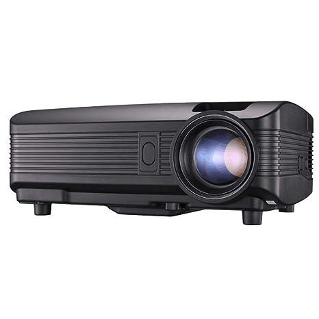LMM Altavoz estéreo Incorporado Proyector doméstico HD, Video Full ...