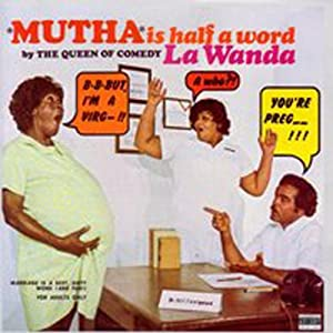 Mutha is Half a Word Performance