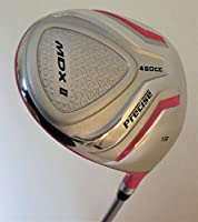 Ladies MDX 460cc Super Long Hitting and Accurate Golf Driver Womens Graphite Golf Club Max Distance