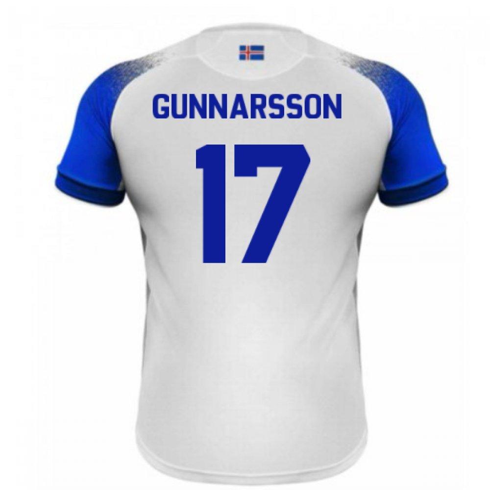 最高の 2018-2019 Adults|White Iceland Away Errea Football Shirt Football (Gunnarsson 17) B07DK6RVV2 Iceland XXL Adults|White White XXL Adults, トヨコロチョウ:1f1fa4d9 --- svecha37.ru