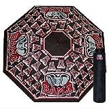 K&A Company University Of Alabama Umbrella Folding Wrap 12 Dis Case Pack 24