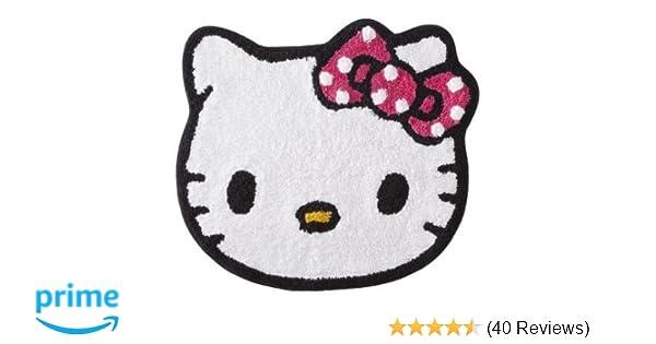 cb06b704b Amazon.com: Hello Kitty Bath Rug: Home & Kitchen
