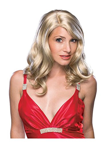 Rubie's Adult Ms Promiscuous Blond Wig