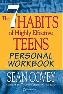 Amazon.com: The 7 Habits of Highly Effective Teens: The Miniature ...