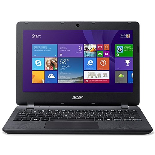 Acer Aspire ES1-111M-C8FQ - Intel Celeron N2840, 2 GB de RAM, Disco eMMC 32 GB SSD, Intel HD Graphics, Windows 8.1