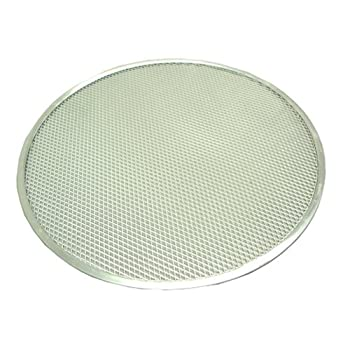 Winco APZS-16 Winware 16-Inch Seamless Aluminum Pizza Screen