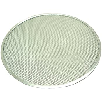Winware 11-Inch Seamless Aluminum Pizza Screen