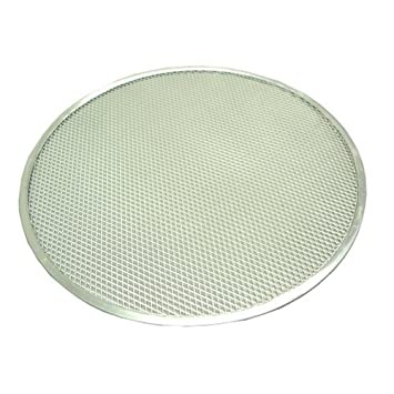 Winware 15-Inch Seamless Aluminum Pizza Screen