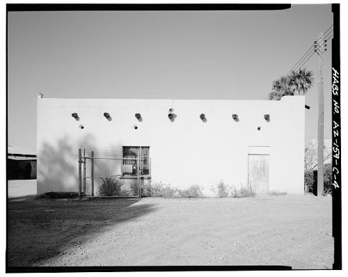 Photo: Tucson Plant Materials Center,3241 North Romero Road,Pima - Kids Tucson Center