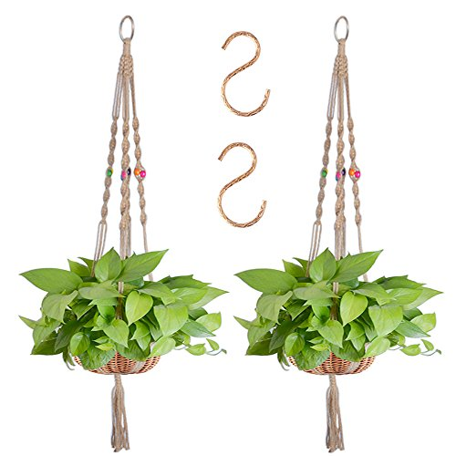 Macrame Plant Hanger Patterns For Sale Only 3 Left At 60