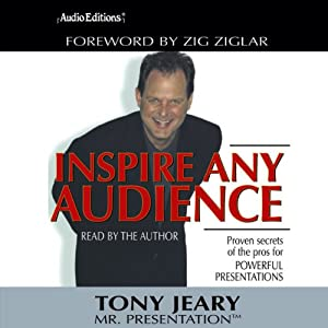 Inspire Any Audience Hörbuch