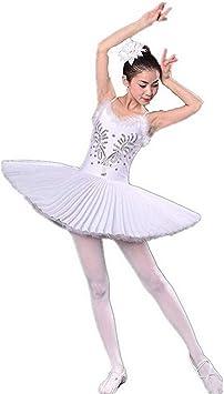 WENDYWU Falda de Ballet Profesional para Mujer, Falda de Burbujas ...