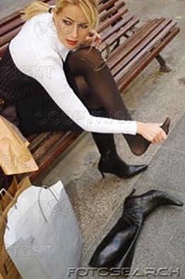 Pedag De Luxe 3/4 Plantillas Para Zapatos De Cuera con Vertical y Soporte para pie con dedos abiertos - 42 xQCXL