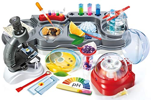 Clementoni Science in The Laboratory Kit | 150 Experiments for Kids | STEM Learning Lab by Clementoni (Image #1)