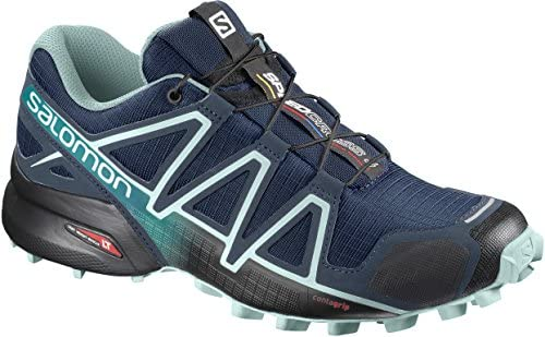 SALOMON Women's Speedcross 4 Trail Running Shoe 1